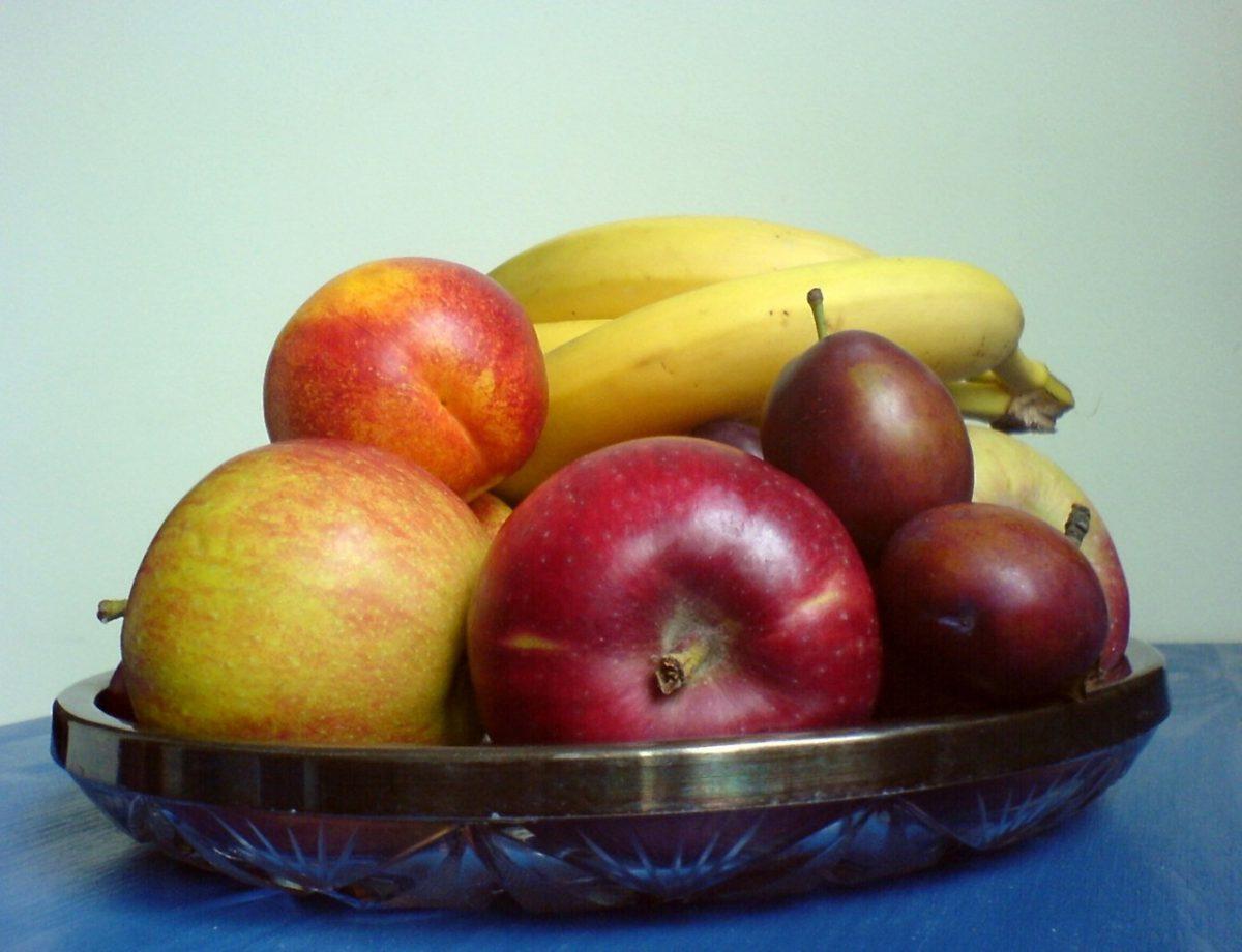 Maseczka owocowa z żelatyną